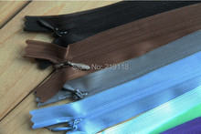 Free Shipping 60 cm Invisible zipper length garment accessories 50pcs