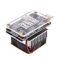 QC2.0/3,0 MTK-PE триггер EBD-USB + DC Электронные нагрузки батарея Напряжение Ток ёмкость тестер