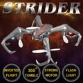 Mini Dron de Aire Estable Hover 6 Axis Gyro 2.4 GHz 4CH Fresco Función Helicóptero RC drones con 360 Grados de Vuelco