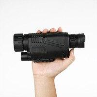 WIPSON Taktische 5X Zoom Infrarot Digitalkamera Vedio Bild Schießen Nachtsichtgerät Umfang Für 200 Mt Outdoor Jagd