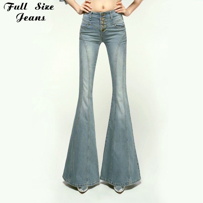 Online Buy Wholesale bell bottom jeans from China bell bottom ...