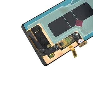 """Image 5 - جديد 6.3 """"لسامسونج غالاكسي نوت 8 LCD N950 N950F شاشة الكريستال السائل محول الأرقام بشاشة تعمل بلمس assamly استبدال أجزاء الإطار"""