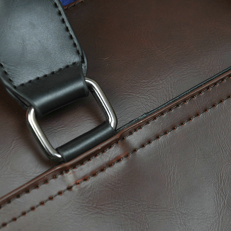 New Design PU Leather Briefcase for Men14