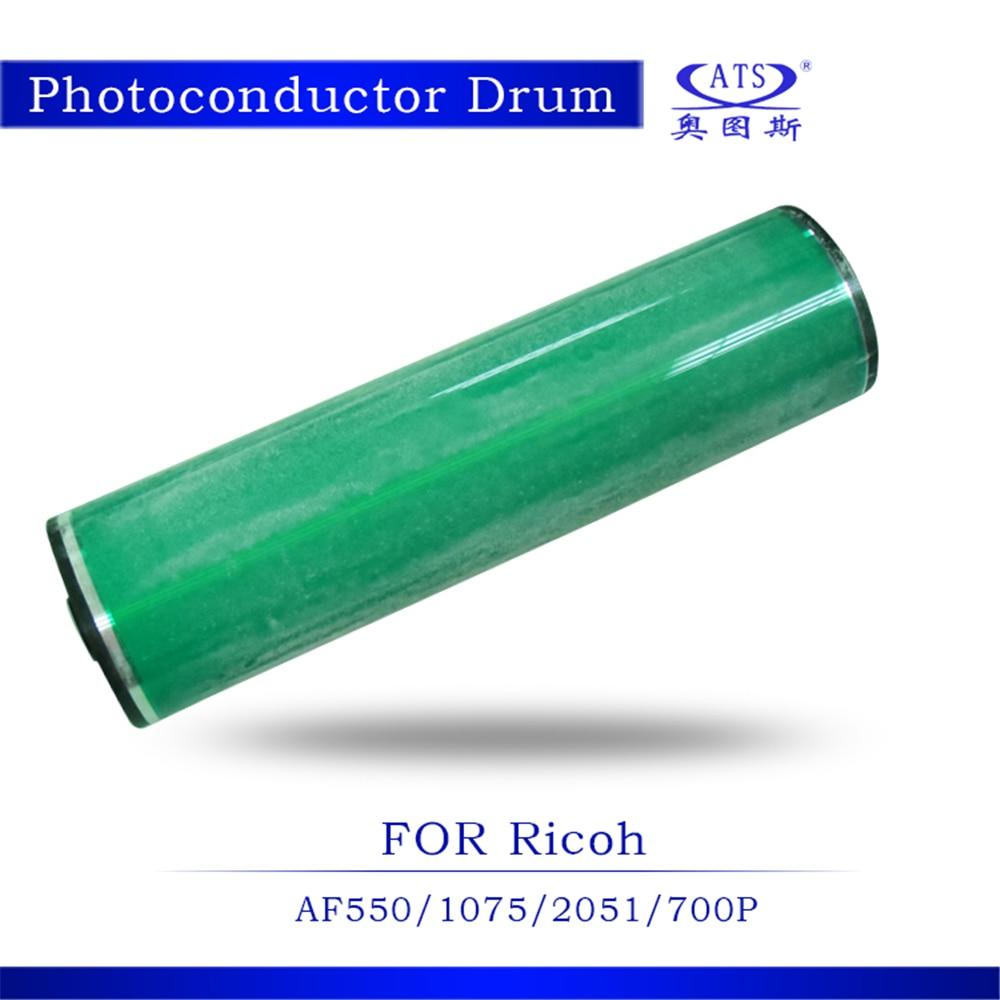 1pcs High Quality Photocopy Machine opc drum for Ricoh AFicio AF 550 1075 2051 700P copier parts AF550 AF1075 AF2051 1pcs high quanlity opc drum for konica minolta k 7040 7140 7033 7040 7045 copier parts k7040 k7033 photocopy machine