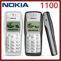 1100 más barato abierto original nokia 1100 multicolor reformado teléfono móvil del envío gratis