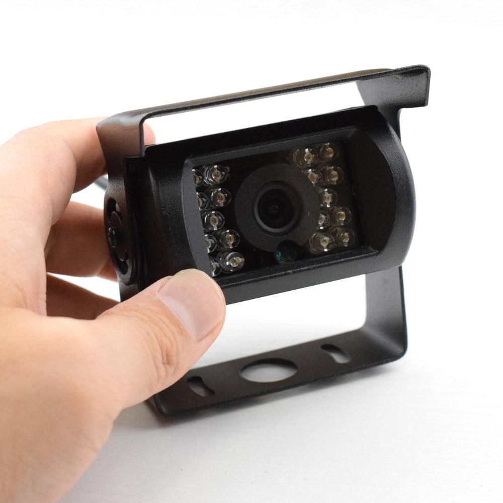 XCGaoon Uniwersalna, szerokokątna kamera samochodowa z tyłu, - Elektronika Samochodowa - Zdjęcie 2