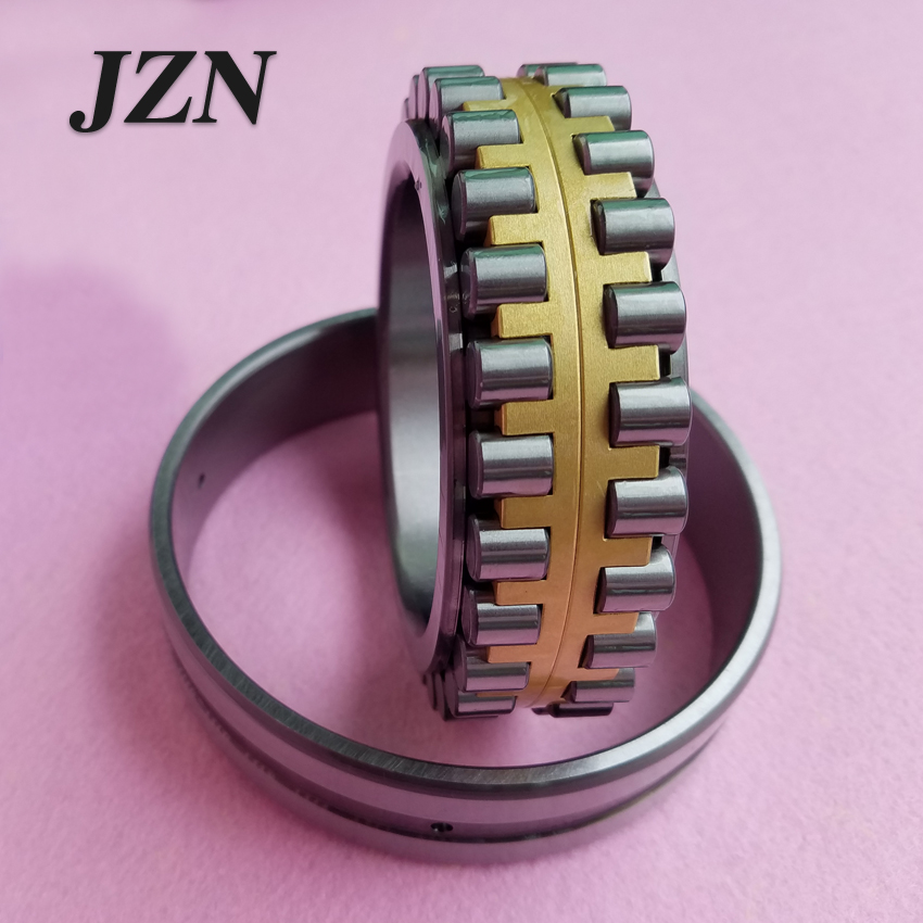 1pcs bearing NN3024K SP W33 3182124 120x180x46 NN3024 3024 Double Row Cylindrical Roller Bearings Machine tool bearing
