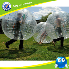 Free shipping  ! ! ! ! !  inflatable football bubble
