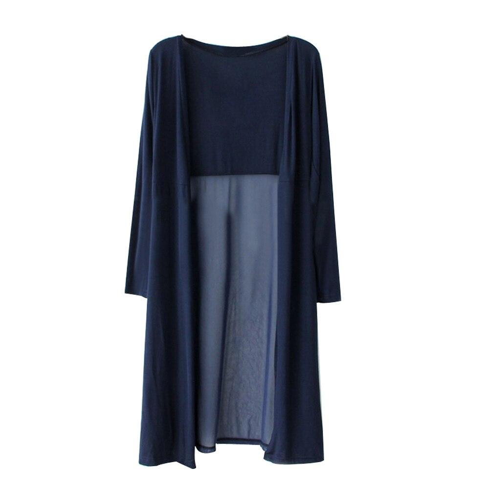Aliexpress.com : Buy Fashion Women Chiffon Loose Black Shawl ...