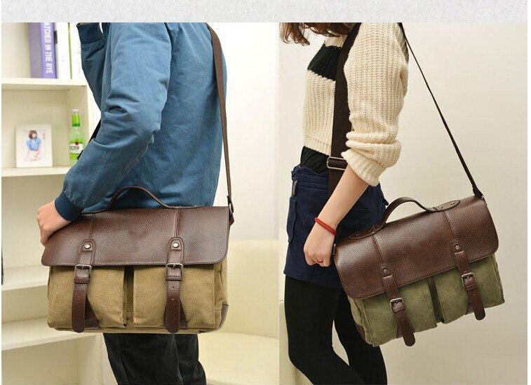 retro briefcases