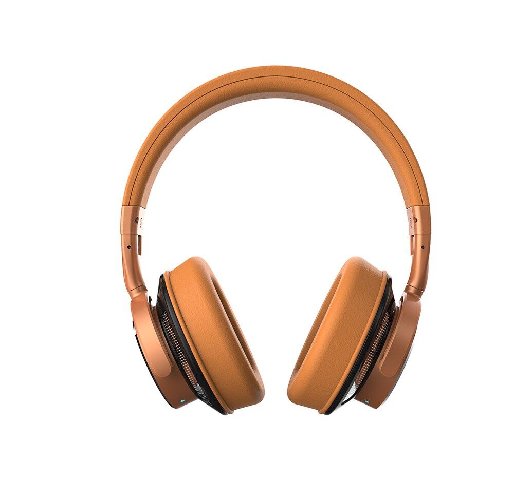 Bluetooth наушники с шумоподавлением наушники с адаптер для самолета зарядный кабель Чехол для самолета путешествия - 6