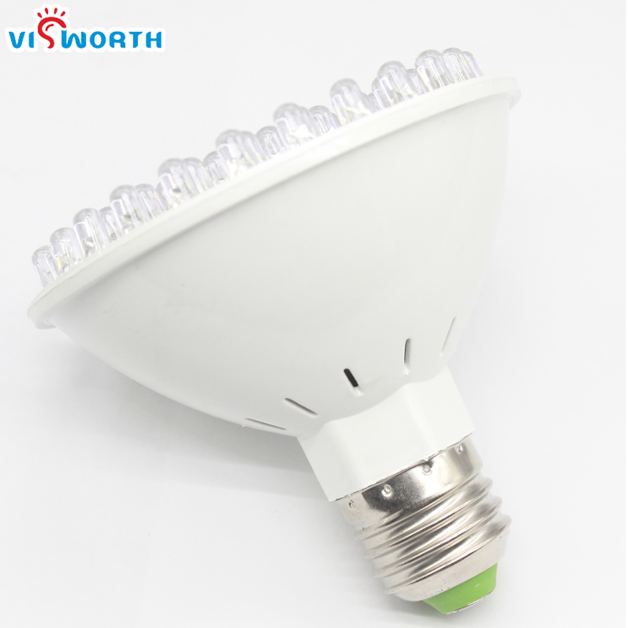 E27 LED svjetla za uzgoj AC 220V 240V 80pcs LED svjetla za rasvjetu - Profesionalna rasvjeta - Foto 4