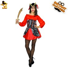522561d1e DSPLAY Carnival Noble Captain Roleplay Buccaneer Outfit Aye Aye Admiral  Pirate Cosplay Fancy Dress Sea Rover Sexy Party Costume