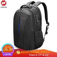 Tigernu Waterproof 15.6inch Laptop Backpack NO Key TSA Anti Theft Men Backpacks Travel Teenage Backpack bag male bagpack mochila