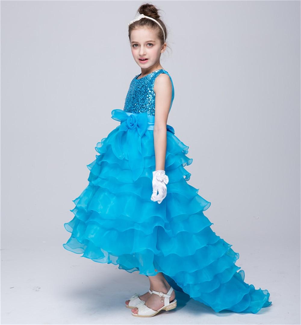 Вечерние платья для девочек и девушек