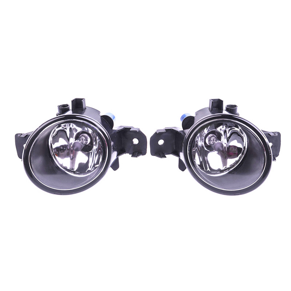 Brouillard Assemblage De La Lampe haute luminosité Brouillard Lumière Pour Nissan X-trail Fuga Dualis Geniss NV400 Ensoleillé 2003-2015 halogène Brouillard Lumières 1 set
