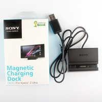 Original Sony DK30 Magnetic Charging Dock Station Für Sony Xperia Z Ultra ZU XL39h C6802 C6833