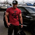 Hot Sell 2016 Summer Cotton Gasp T Shirts Men Gymshark Muscle Men Shirt Fitness Bodybuilding Man Short Sleeve Tees