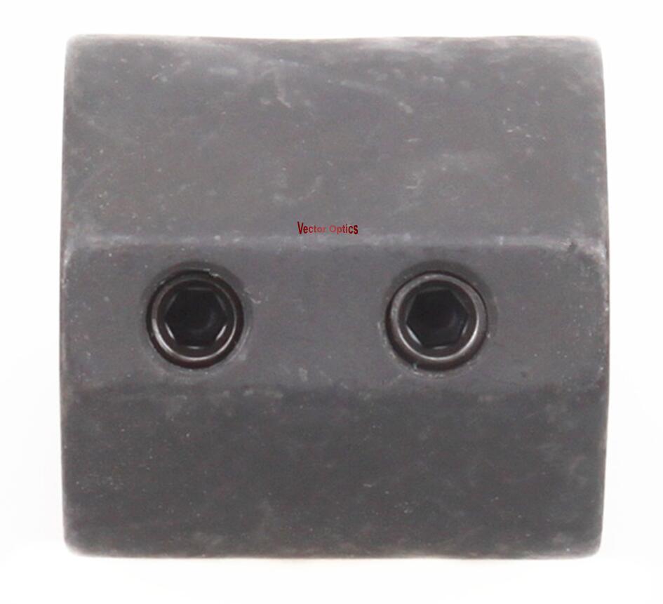 Vector Optics Steel Low Profile Micro .223 5.56 Gasblokkeervatting - Jacht - Foto 6