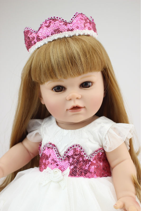 free shipping 18inches American girl doll Journey Girl Dollie& me fashion doll Christamas Gift great girl gift кукла fashion royalty crazy girl misaki nippon fashion doll 2008