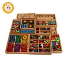 Детские игрушки froebel деревянные Гэйб обучающая игрушка для
