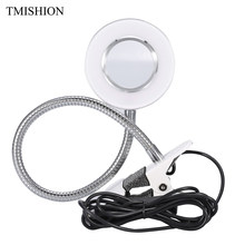 Hotsale Portable Tattoo Lamp Warm Light Shadowless USB Charging Eyebrow Lip Tattoo Manicure Nail Art Beauty Table Lamp With Clip(China)