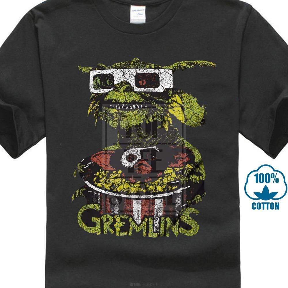 New! Gremlins Green Shirt Horror Movie T Shirt S 5Xl 3Xlt Premium T Shirt