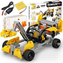 SDL 2017A-29 2 Каналы DIY блокирование удаленного Управление автомобиля Развивающие игрушки для детей