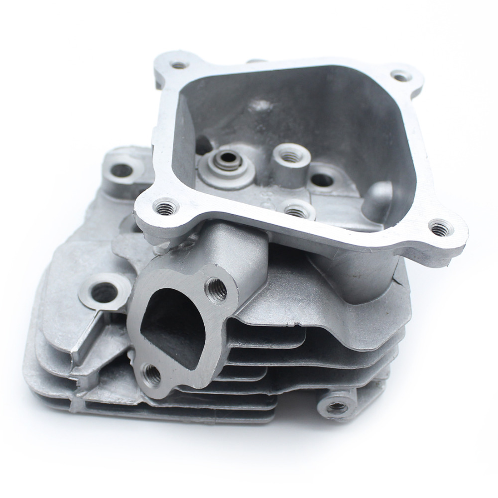 Lawn Mower Cylinder Block : Cylinder head block for honda gx fa fb