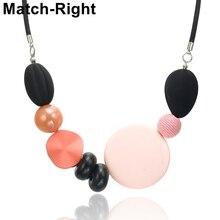 Match-Right Necklaces & Pendants Women Statement/Big/Beads/Vintage/Lady/Choker N
