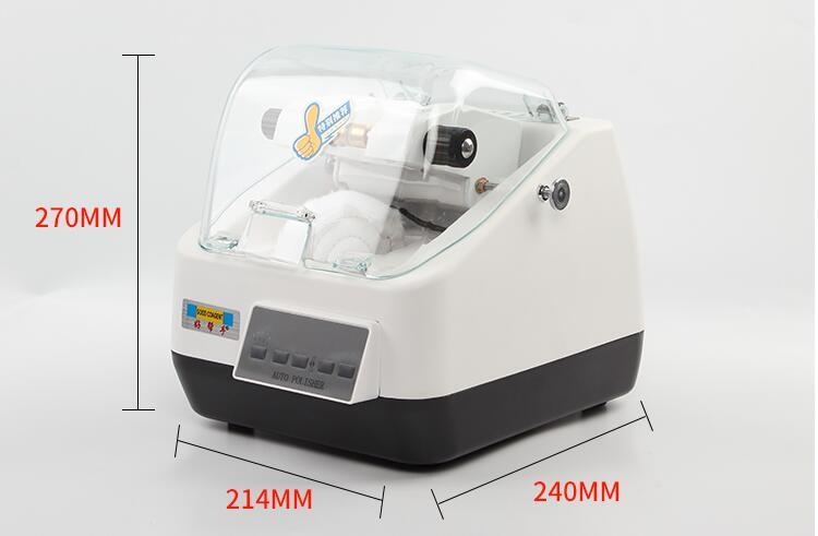 新しい光学レンズ自動エッジャーポリッシャーグラインダー研削·研磨機cp 8  グループ上の ツール からの ポリッシャー の中 2