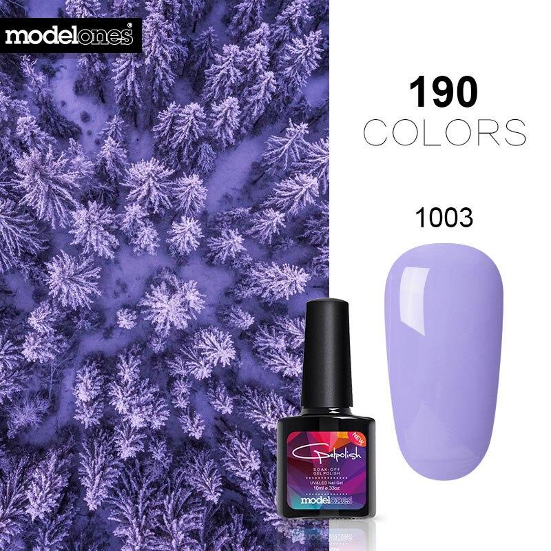 Modelones Nude Color Gel Polish 10ML Nail Art Salon UV Nail Polish Varnish Long Lasting Led Gel Varnish Gray Color UV Gel Enamel цена