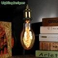 Filamento da lâmpada Edison clássico Retro antigo lâmpada E76 vintage filament edison lâmpada 40 W espiral projeto 110 V 220 V e27 luzes de decoração