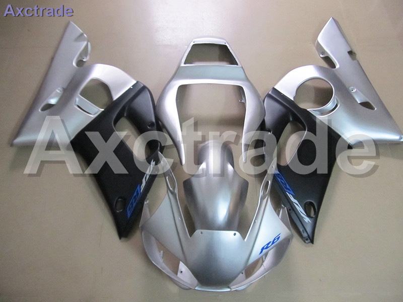Bodywork Moto Fairings FIT For Yamaha YZF600 YZF 600 R6 YZF-R6 1998-2002 98 - 02 Fairing kit Custom Made High Quality ABS C849