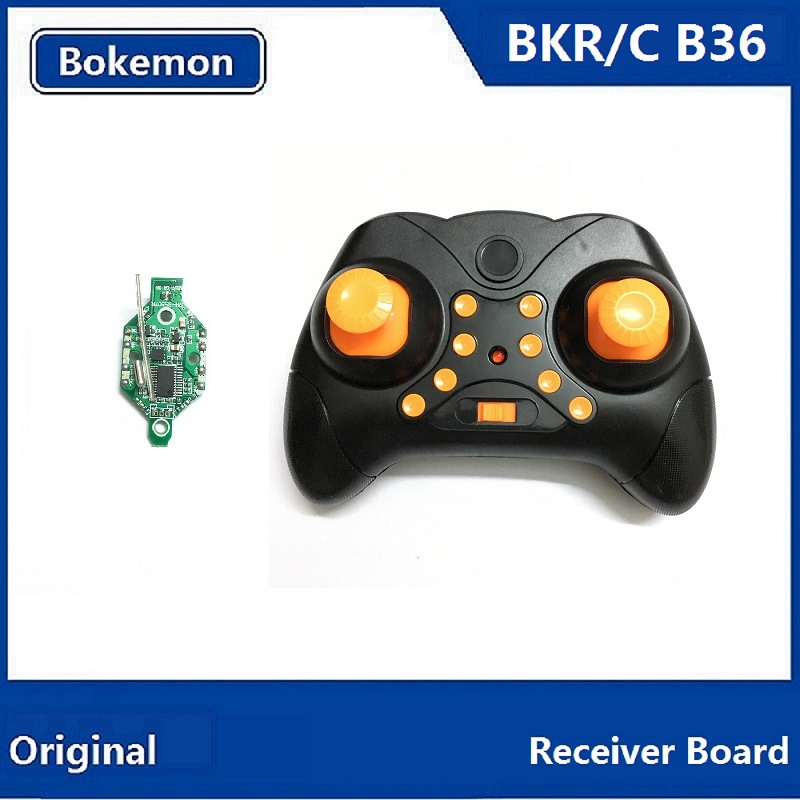 BKR/C B36 RC Quadcopter Spare Parts receiver Board and transmitter for Eachine E010 NH010 Furibee F36 GoolRC T36