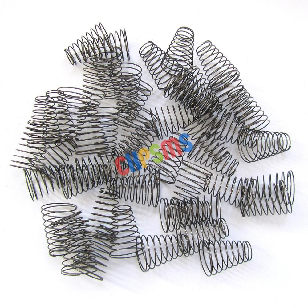 50 piezas # HT240560 resorte de tensión ajuste para la máquina bordada BARUDAN