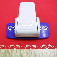 Perforatrice скрапбукинга цветочный дизайн штамп для тиснения скрапбукинг ручной периферийное устройство DIY бумаги Резак Ремесло ручной работы