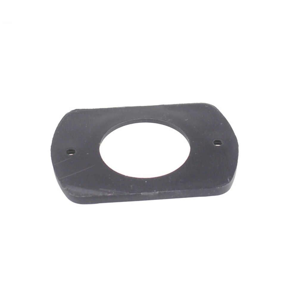 1/2/3/4 Hole Car USB Voltmeter Mount Holder Outlet Panel Frame Car USB Panel