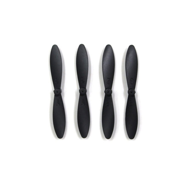 Free shipping Propellers Blade for D9 D9W D9HW Mini Foldable RC Drone Quadcopter Pocket Helicopter Protective frame Spare part
