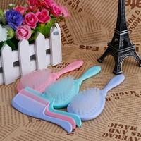 Soft Safety Baby Hair Brush Infant Babies Comb Gentle Shower Design Pack Kit