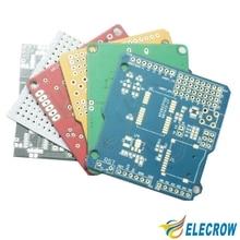 Elecrow Профессиональный PCB/FPC/PCB Алюминия Производитель Accpect Прототип pcb Службы Дизайнер 2 слойной ПЕЧАТНОЙ ПЛАТЕ