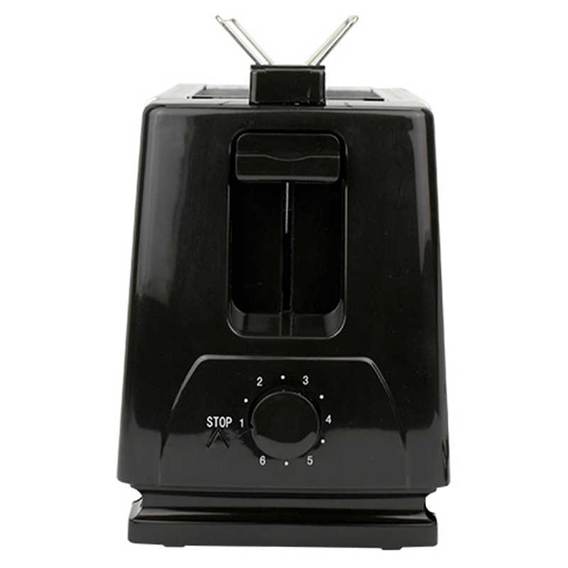 600 w fabricante de torradeira elétrica grill automático sanduíche breadmaker 2 fatias café da manhã fabricante eua plug