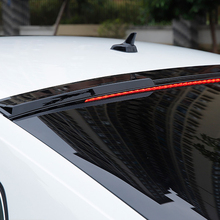 lsrtw2017 carbon fiber abs car roof spoiler for volkswagen arteon 2017 2018 2019 car styling сушилка для посуды со сливом y rack 31 9x30 4x11 5 см зеленая 85083 joseph