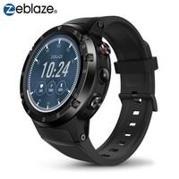 Zeblaze THOR 4 Plus 4G Global Bands SmartWatch GPS/GLONASS Quad Core 16GB Memory Offline Music Smart Assistant Smart Watch Men