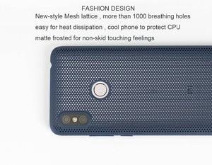"Image 5 - המקורי Xiaomi Redmi S2 פיזור חום חזרה Case 5.99 ""טלפון מגניב 1000 חורים נשימה Xiaom Redmi S2 S 2 PC פגז"