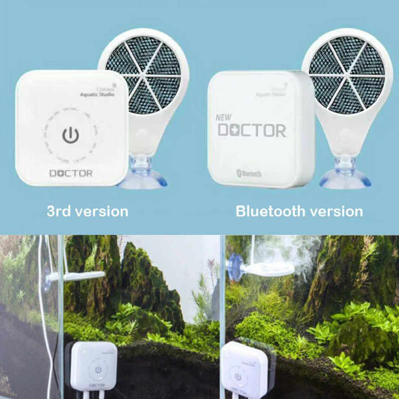 Chihiros Doctor kontrola aplikacji Bluetooth 3 w 1 algi usuń Twinstar Style elektroniczny hamulec akwarium fish plant krewetki tank