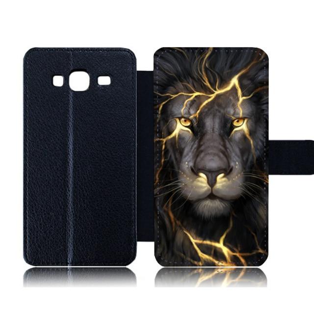 coque samsung j5 2017 lion