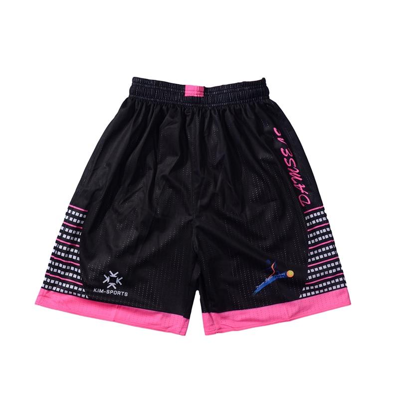 2016 Zhouka Hot sale Reversible Basketball uniform Breathable Custom