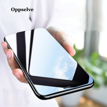 Oppselve 0.3mm Screen Protector For iPhone XR Xs Max Private Protective Glass Full Coverage Tempered 8 7 6 Plus