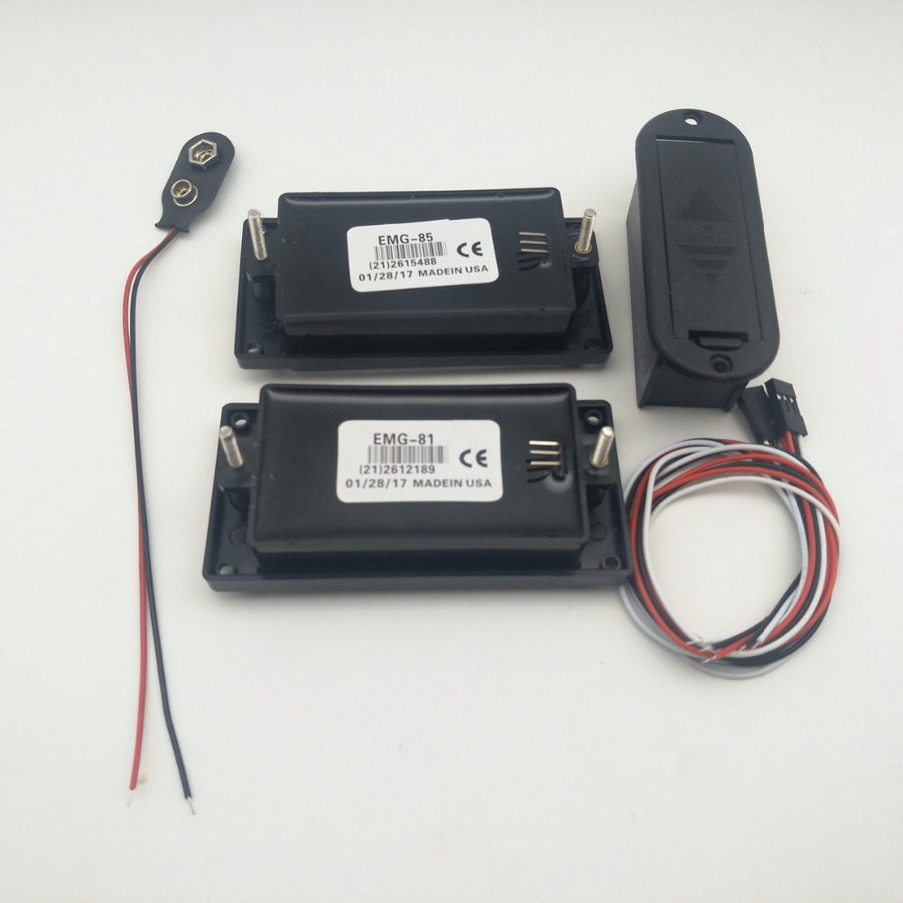 medium resolution of img20180703110747 img20180703110750 emg 81 85 active pickup electric guitar